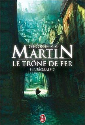 Le Trône de Fer, tome 2 Intégrale dans Critiques et chroniques littéraires tronedefer2