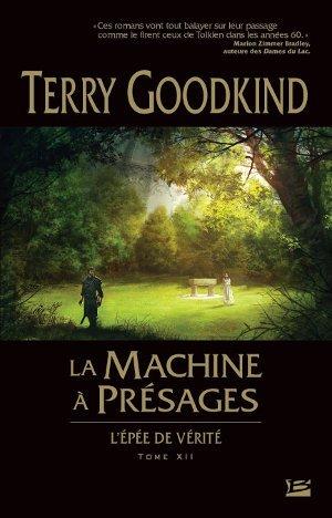 Dernières infos sur la suite de l'Épée de Vérité dans Actu Goodkind_Machine_Presages
