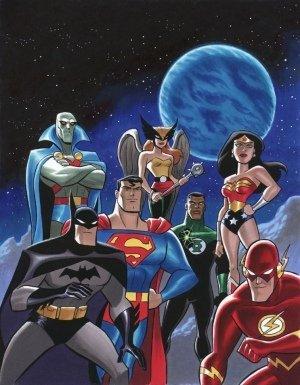 La Ligue de Justice finalement au cinéma ? dans Adaptations et projets avec auteurs à venir Ligue_des_Justiciers_Presentation