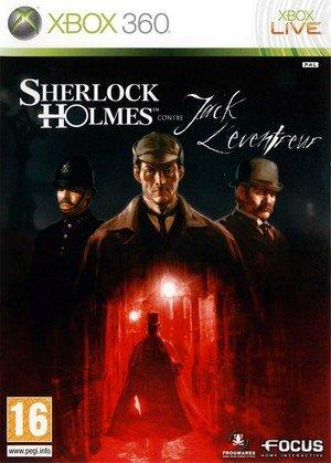 Sherlock Holmes contre Jack l'Éventreur dans Adaptations jeux vidéo sherlockholmes