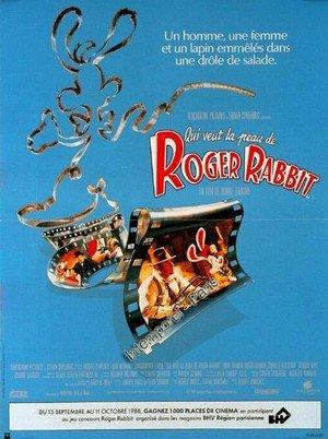 Qui veut la Peau de Roger Rabbit dans Critiques d'adaptations ciné/télé rogerrabbit