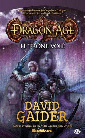 Dragon Age, tome 1 : Le Trône Volé dans Critiques et chroniques littéraires dragonage