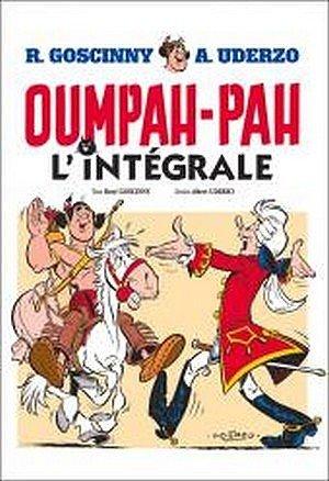Oumpah-Pah : L'Intégrale couv_176207