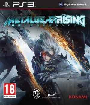 Metal Gear Rising : Revengeance dans Autres jeux vidéo metalgear